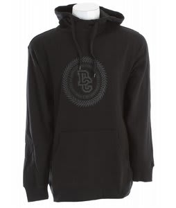 DC Crest Po Hoodie Black