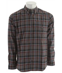 DC Cutlass L/S Shirt Castlerock