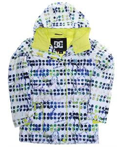 DC Data Snowboard Jacket Dots