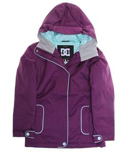 DC Data Snowboard Jacket Gloxina