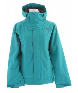 DC Data Snowboard Jacket Lake Blue