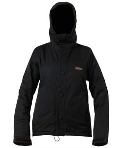 DC Data Snowboard Jacket Black