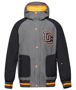 DC DCLA Snowboard Jacket Pewter