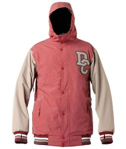 DC DCLA Snowboard Jacket Biking Red