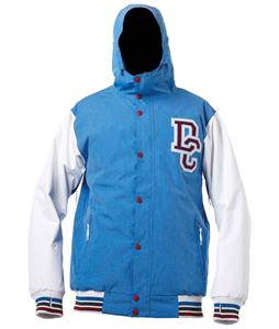 DC DCLA Snowboard Jacket True Blue