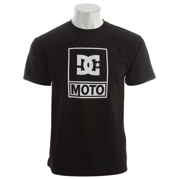 DC DC Moto Logo T-Shirt