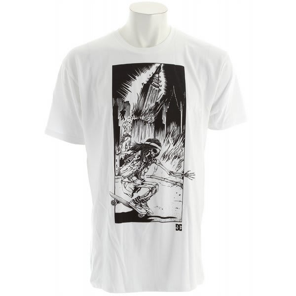DC Death Wheelie T-Shirt