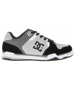 DC Decibel Skate Shoes Black/Battleship/Armor