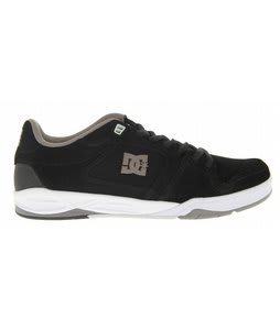 DC Decimate Skate Shoes Black