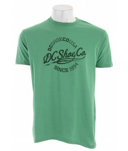 DC Demon S/S 50/50 T-Shirt Kelly Heather