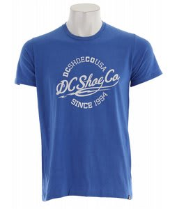 DC Demon T-Shirt Royal Heather