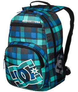 DC Detention Backpack Blue Barstow