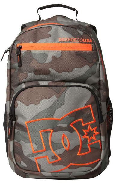DC Detention Backpack Woodland Camo