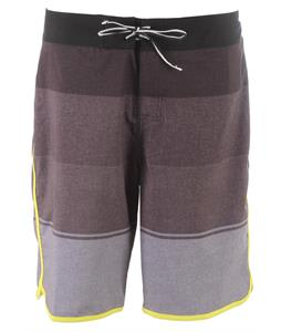 DC Detro Boardshorts Pirate Black