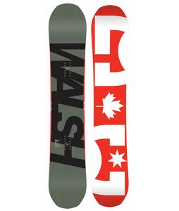 DC Devun Pro Snowboard 162