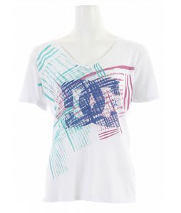 DC Diamond Eyes T-Shirt Bright White