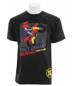DC Digital Canard T-Shirt Black