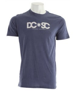 DC Divincreation T-Shirt Blue Indigo