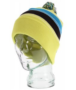DC Dodge Beanie Tennis/Blue Jewel Stripe