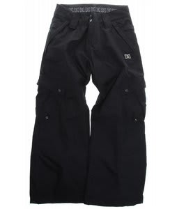 DC Donon K Snowboard Pants Black