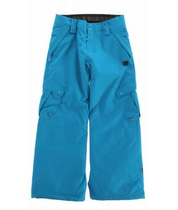 DC Donon Snowboard Pants Blue Jewel
