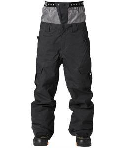 DC Donon Snowboard Pants Caviar