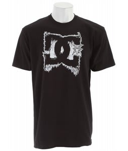 DC Doom Star T-Shirt Black