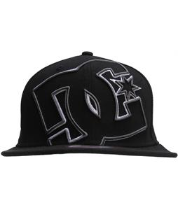 DC Double Up Cap Black