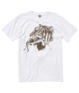 DC Dry Spell T-Shirt White