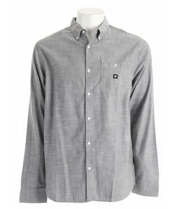 DC Duster L/S Shirt Grey