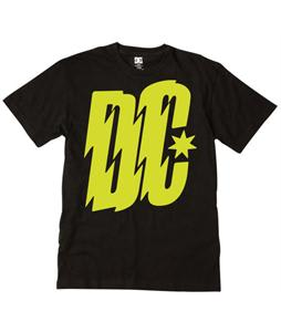 DC Electronica T-Shirt Black