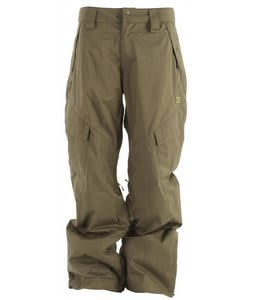 DC Elko Snowboard Pants Oak