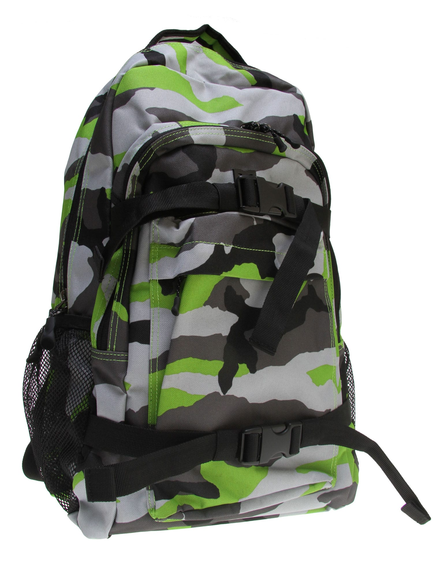 Shop for DC Enroll Backpack Lime Green/Camo - Men's