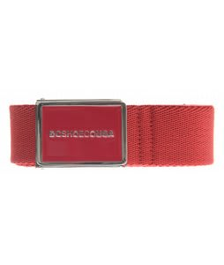 DC Errr Day Belt Biking Red