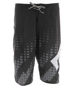 DC Exhaust Boardshorts Black