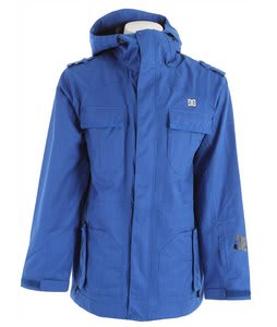 DC Falera Snowboard Jacket Heather Olympian Blue
