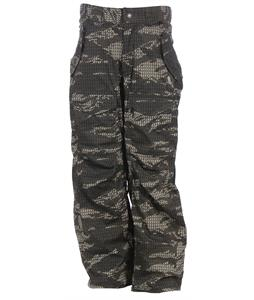 DC Farad Snowboard Pants Currency Camo/Olive