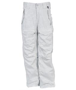 DC Farad Snowboard Pants Currency Camo/White