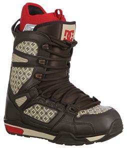 DC Flare Snowboard Boots Espresso/Sand