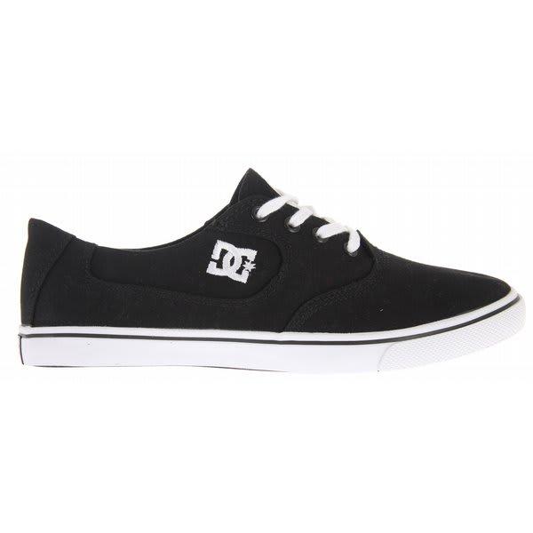 DC Flash Canvas Skate Shoes