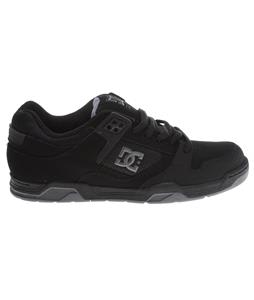 DC Flawless Skate Shoes Black/Battleship/Black