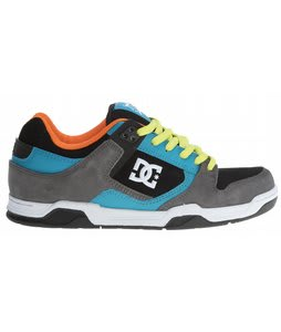 DC Flawless Skate Shoes Black/Multi
