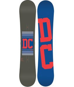DC Focus Wide Snowboard 159