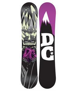 DC Focus Snowboard 137