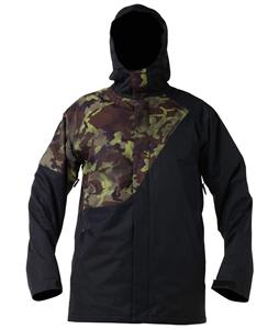 DC Form Snowboard Jacket Black