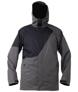 DC Form Snowboard Jacket Dark Shadow