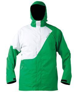 DC Form Snowboard Jacket Emerald
