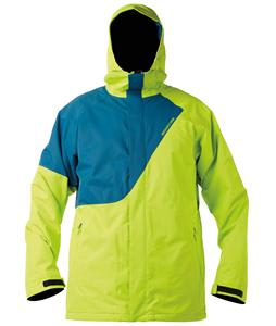 DC Form Snowboard Jacket Lime