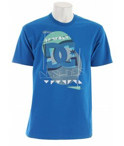 DC Formula S/S Standard T-Shirt Direct Blue