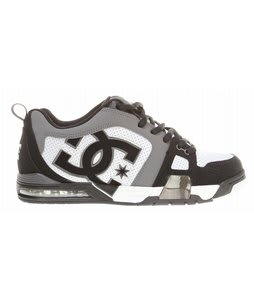 DC Frenzy Skate Shoes Black/Black/Battleship